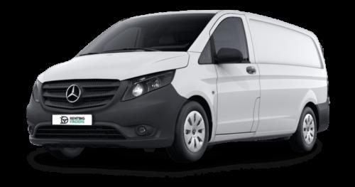 Renting autónomos y empresas Mercedes Vito