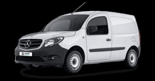 Renting Mercedes Citan