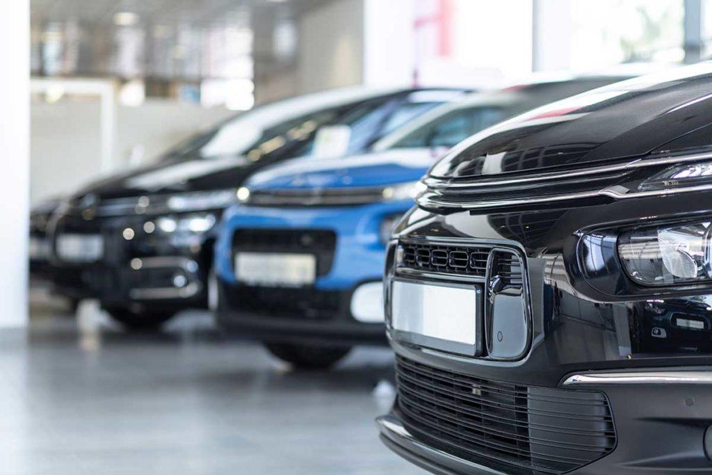 Los coches de renting más solicitados en 2019