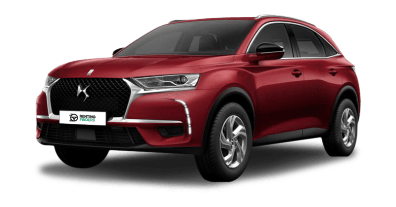DS 7 CROSSBACK BlueHDi (180CV) Auto. PERFORMANCE LINE