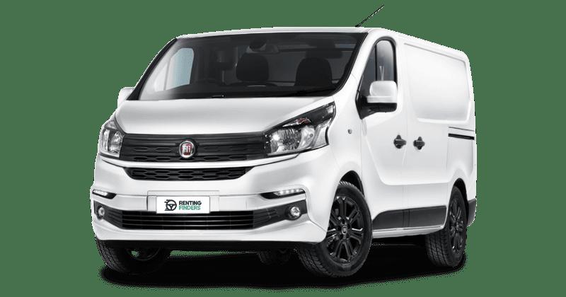 Renting furgoneta Fiat Talento