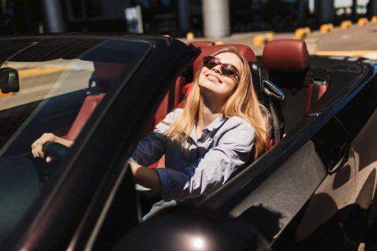 Elegir gafas de sol adecuadas para conducir