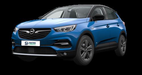 Renting Opel Grandland1.5 CDTi Design & Tech