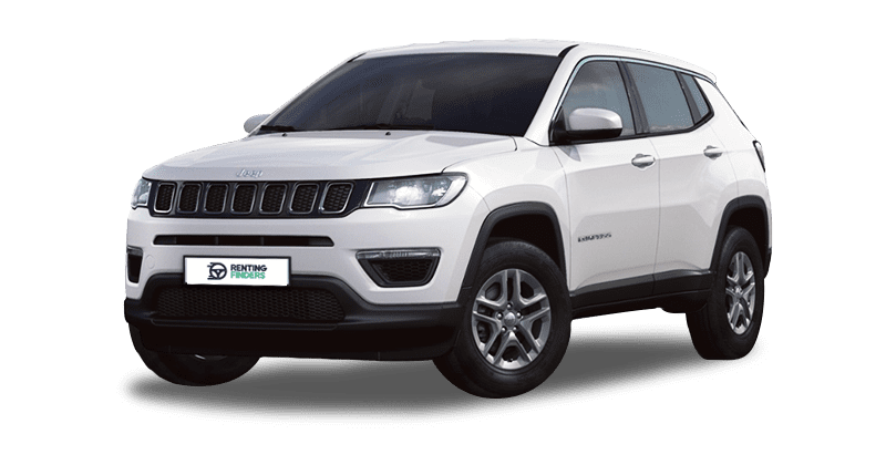 Renting Jeep Compass