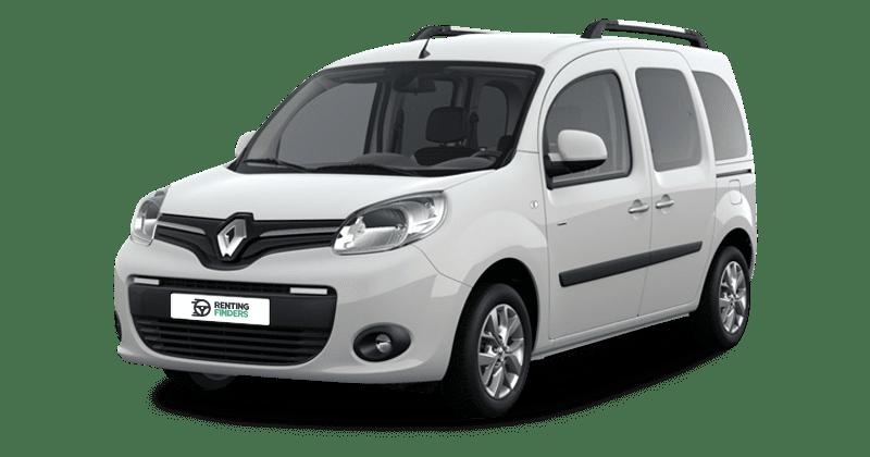 Renting Particulares Renault Kangoo
