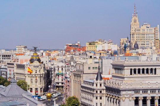 las restricciones de tráfico en Madrid