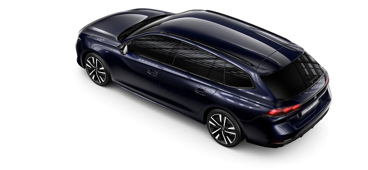 Renting Peugeot 508