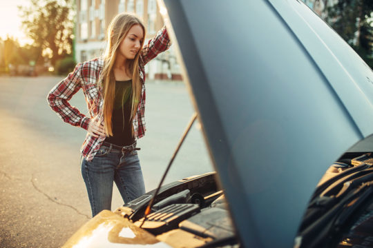 Revisa estos puntos de tu coche antes de salir de vacaciones