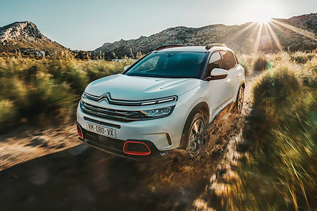 Nuevo SUV enchufable Citroën C5 Aircross Hybrid