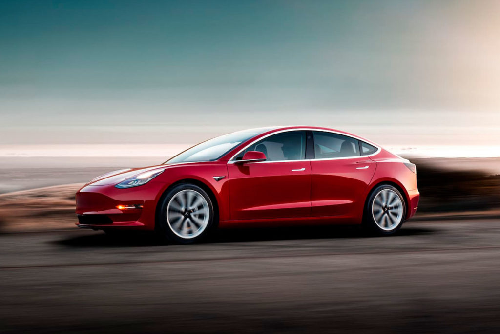 Tesla Model 3: el coche más asequible de Tesla
