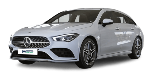 Renting coches Mercedes CLA