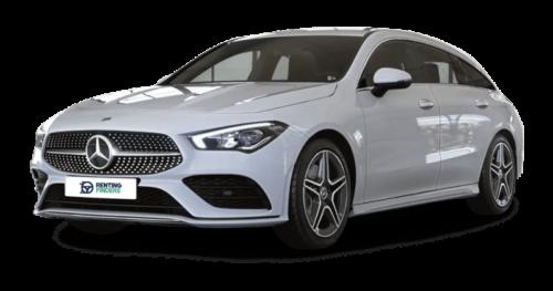 Renting Mercedes CLA