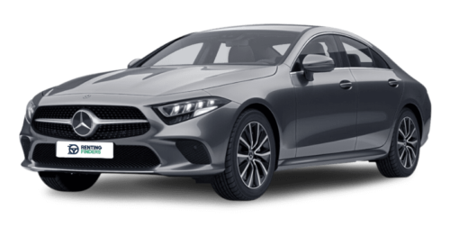 Renting Particulares Mercedes CLS