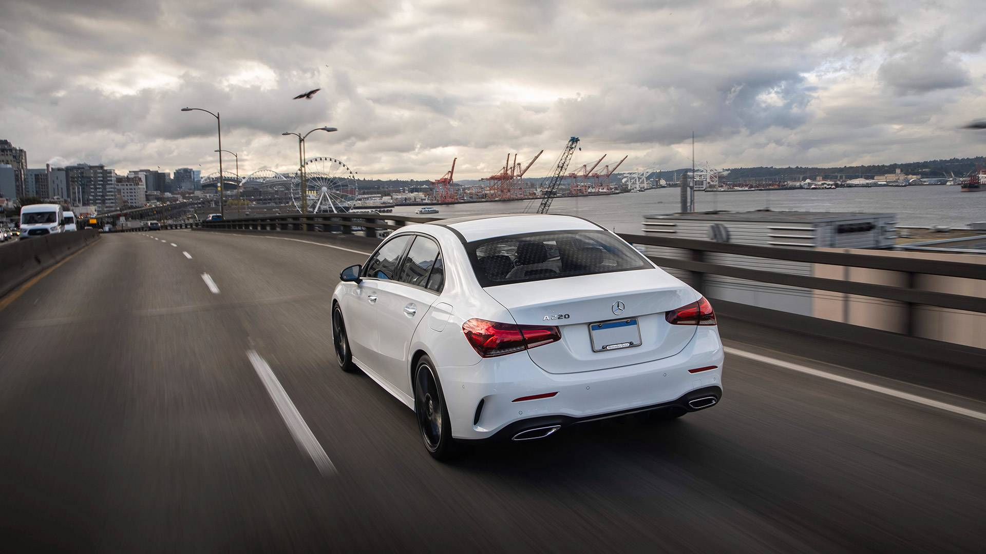 Renting para particulares Mercedes Sedan