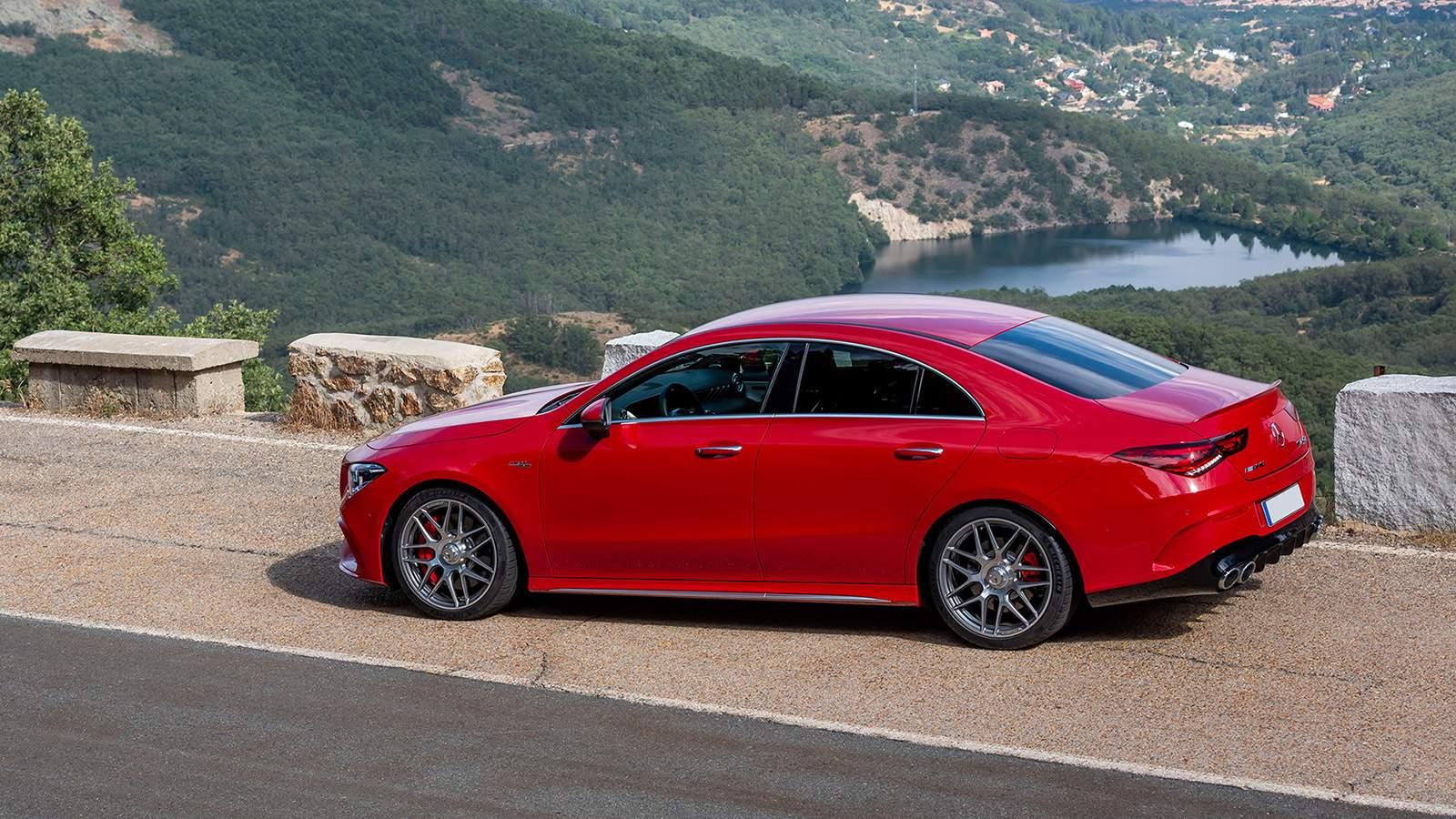 Ofertas de Renting de coches Mercedes CLA