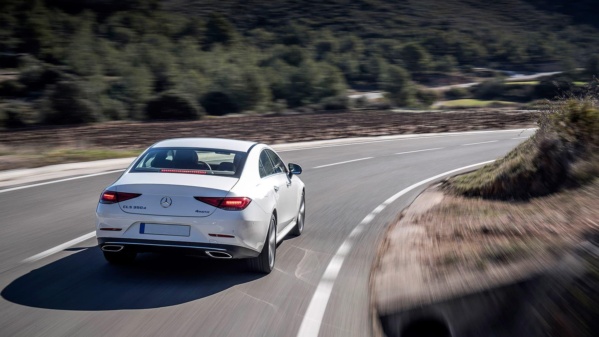 Ofertas de Renting de coches Mercedes CLS