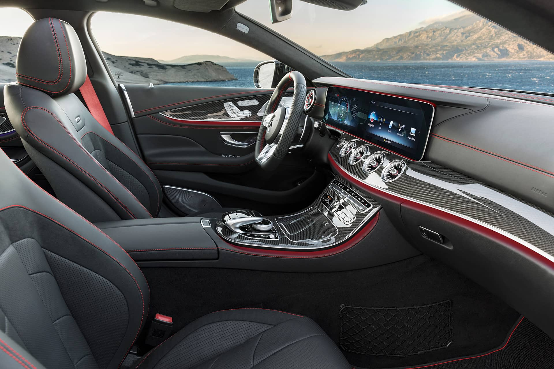 Renting coches Mercedes CLS