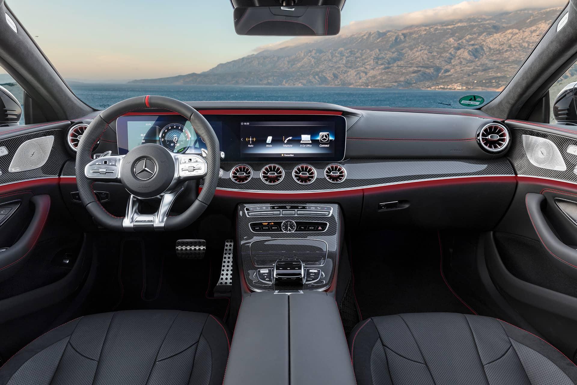 Ofertas Renting Mercedes CLS