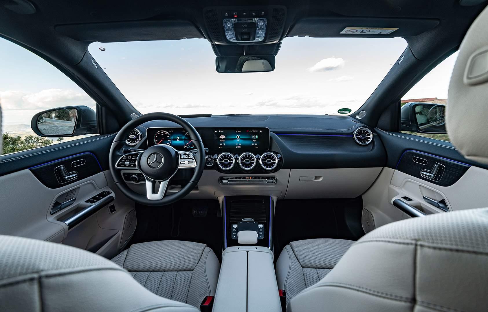 Renting autónomos Mercedes GLA