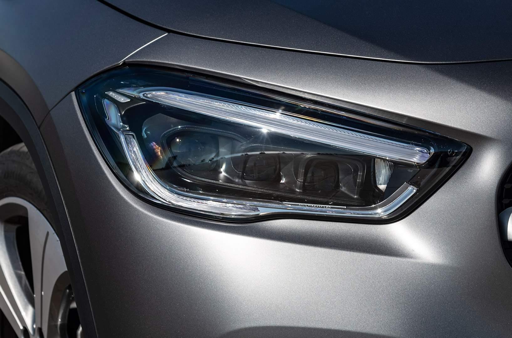 Renting para particulares Mercedes GLA