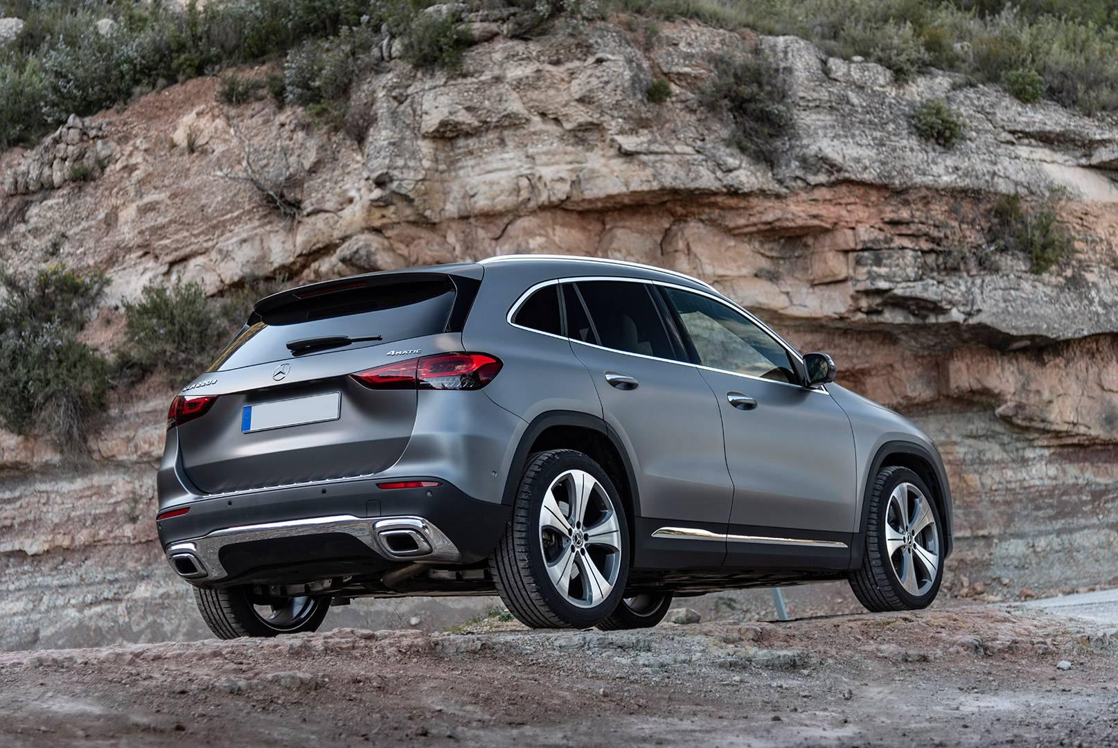 Renting particulares Mercedes GLA