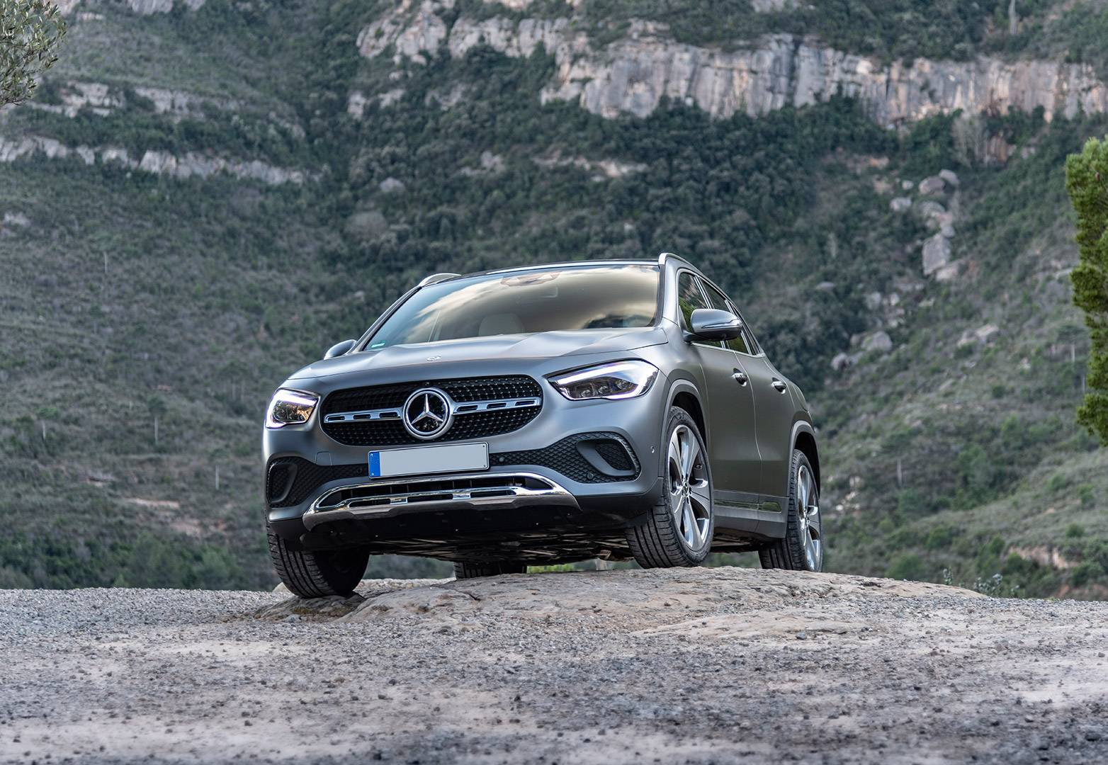 Renting coches Mercedes GLA