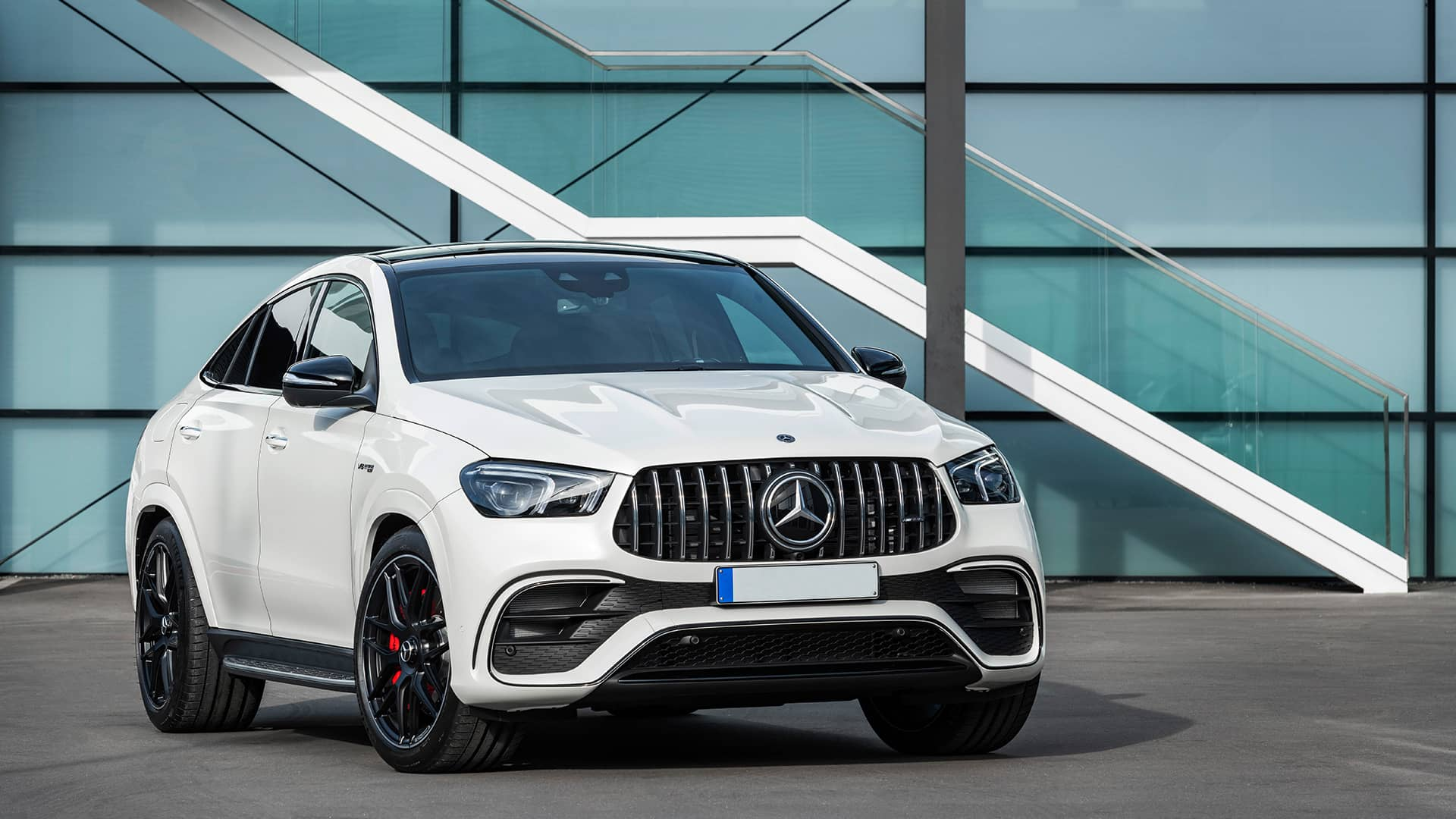 Renting para particulares Mercedes GLE