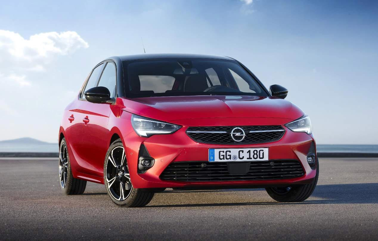 Renting de coches Opel Corsa