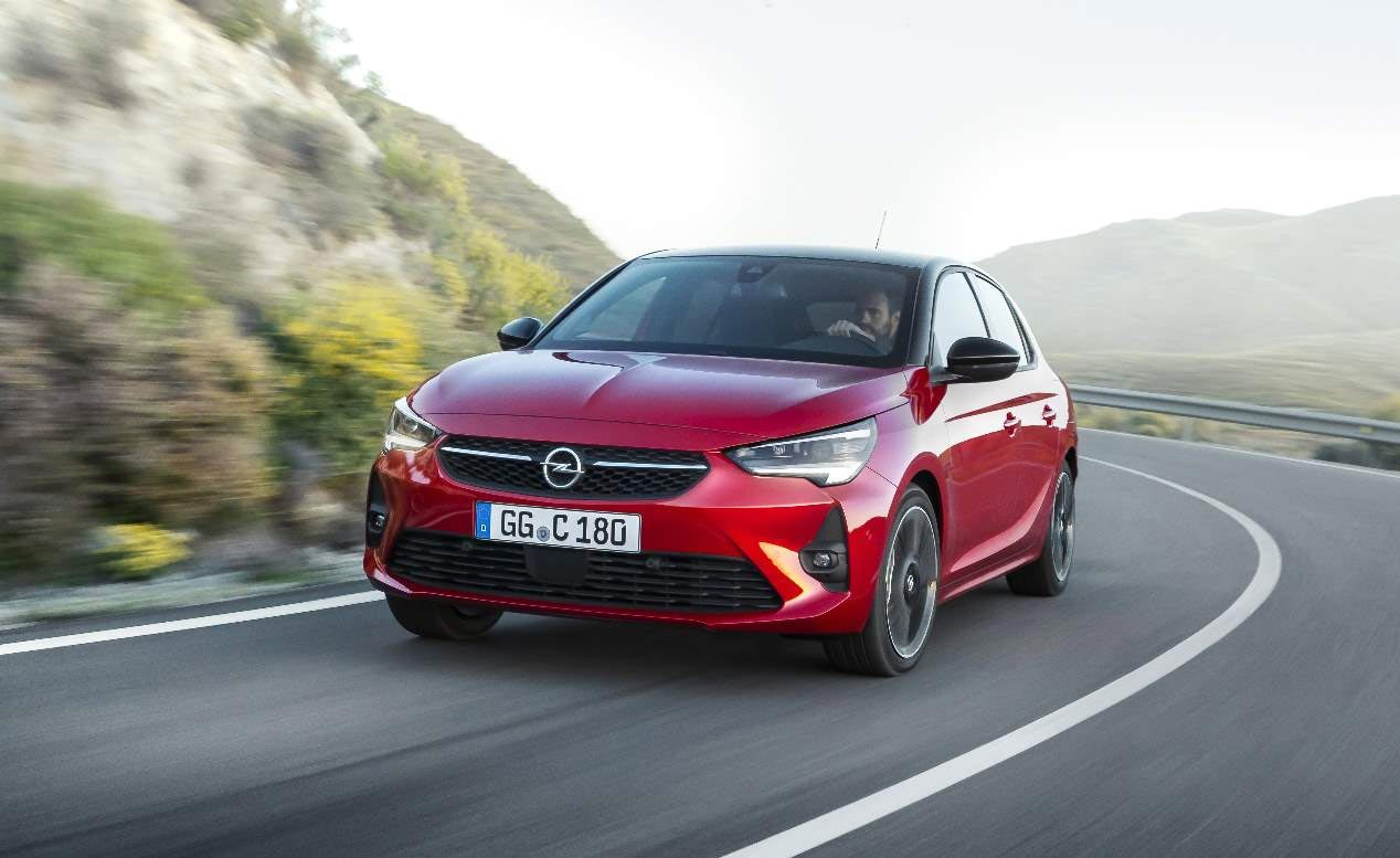 Renting Opel Corsa