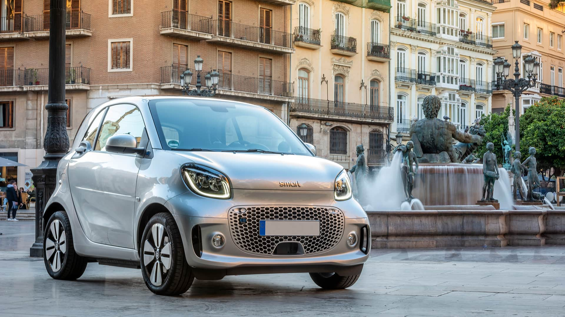 Renting coches Smart ForTwo
