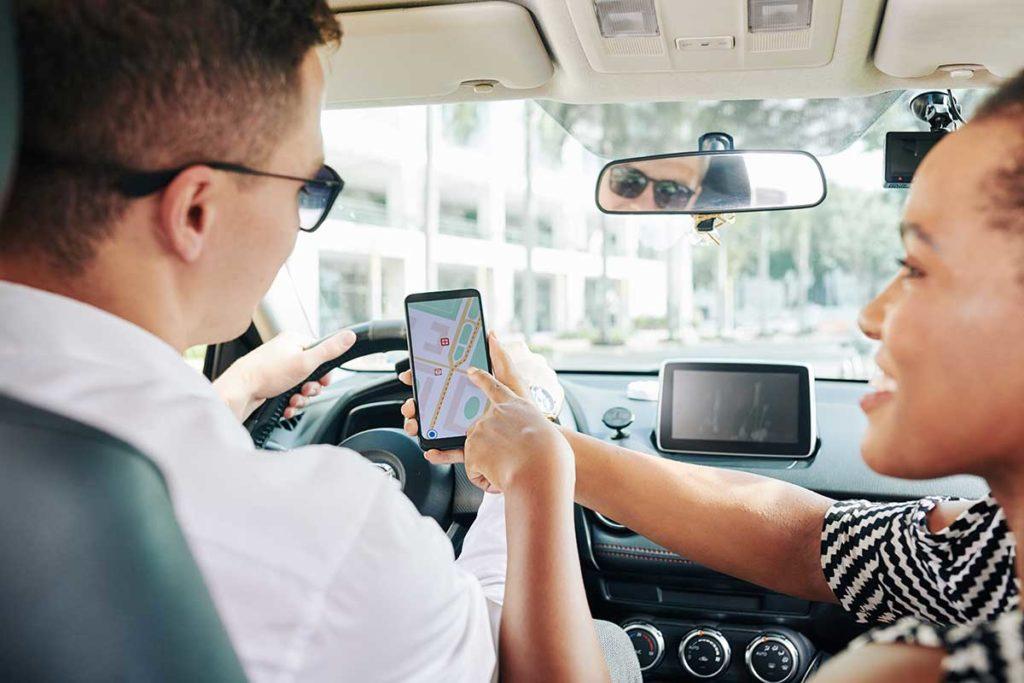 Aplicaciones útiles para cuando sales de viaje en coche