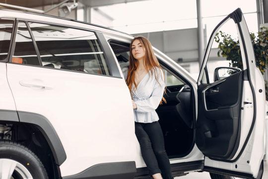 Los coches de renting más cómodos y espaciosos