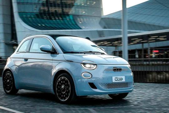 Fiat 500e: la tercera generación ahora eléctrica