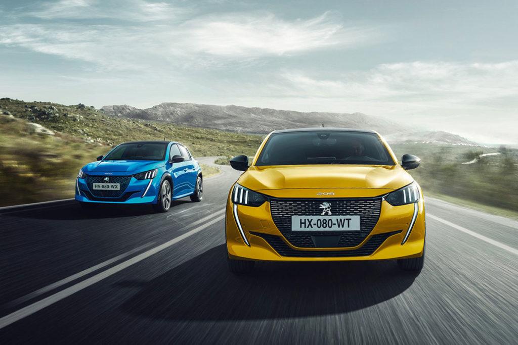Peugeot e-2008: el SUV eléctrico con 320 km de autonomía