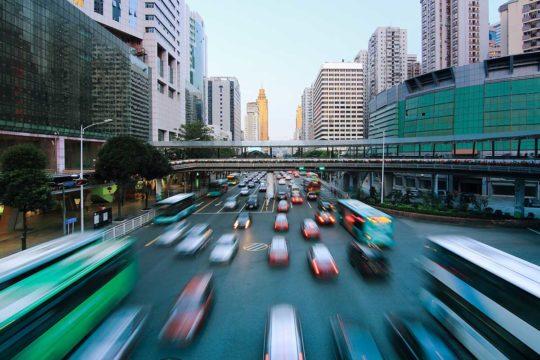 Así se restringe el tráfico en distintas ciudades europeas