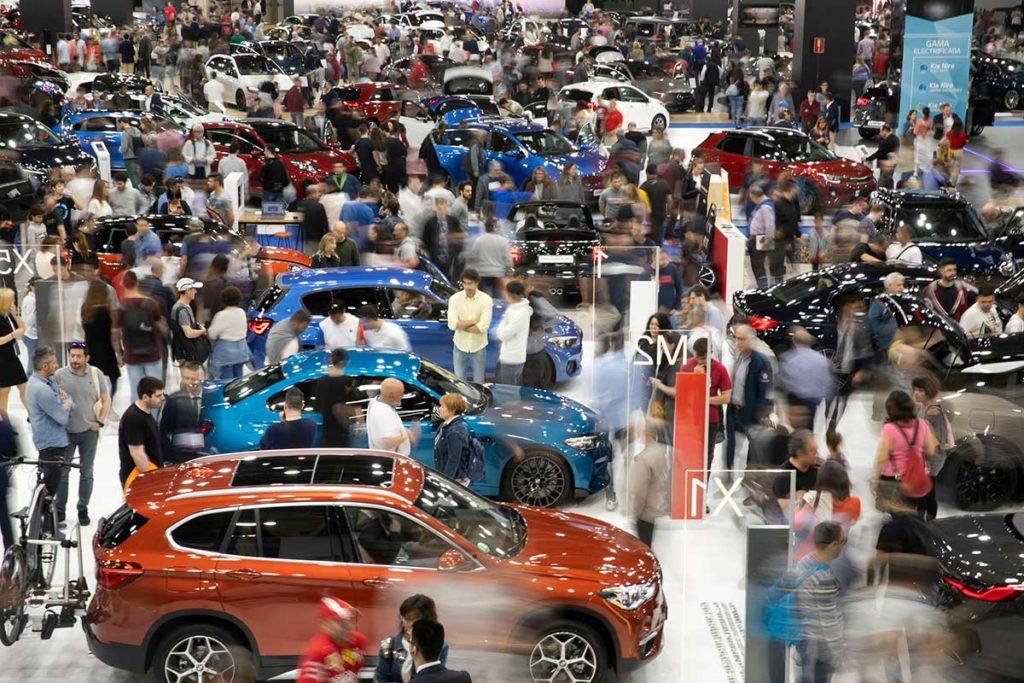 Los mejores salones del automóvil de España y del mundo