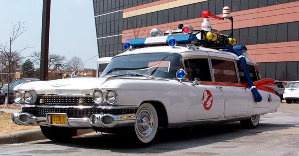 Cadillac de 1959 en Cazafantasmas