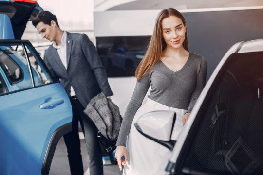 Qué debes tener en cuenta para elegir un coche de renting