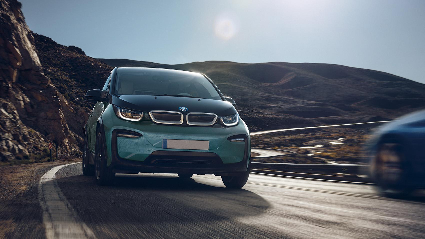 renting BMW i3