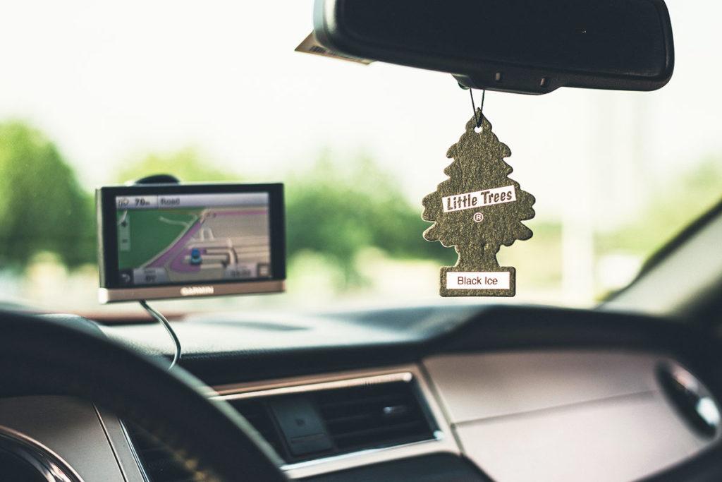 Los mejores ambientadores para tu coche