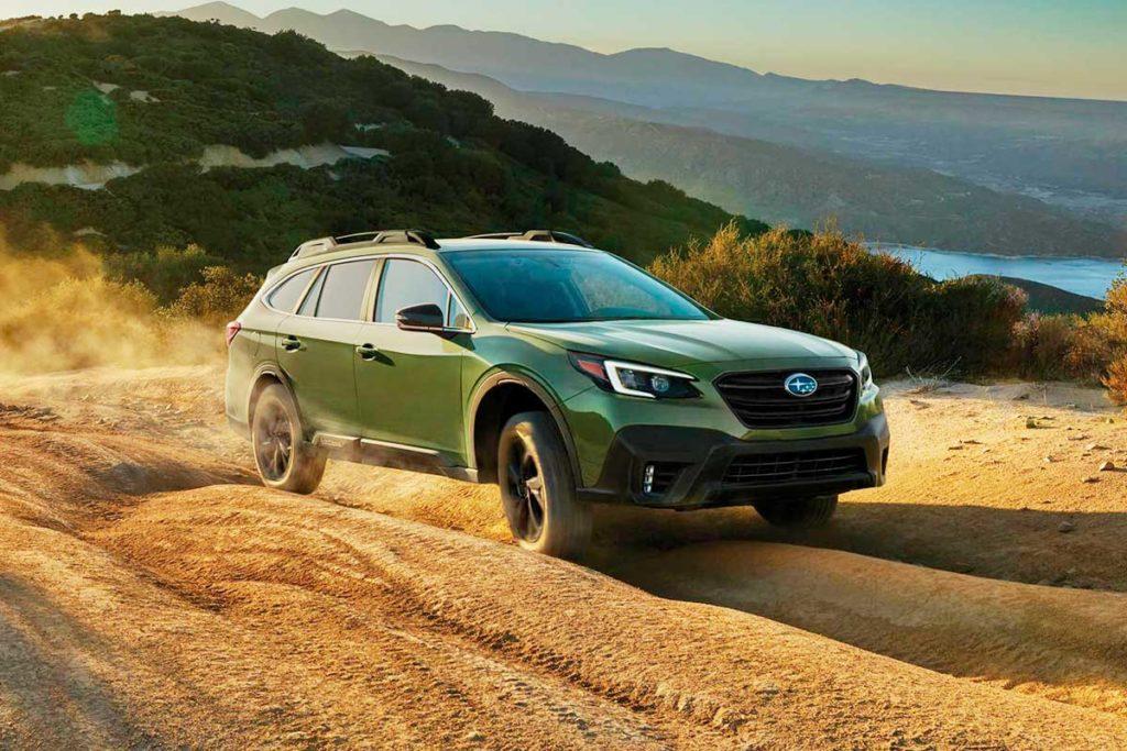 Nuevo Subaru Outback 2020