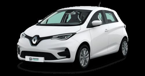 Renting Renault ZOE
