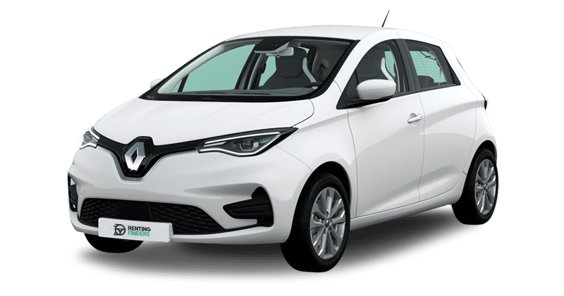 Renting coches Renault ZOE