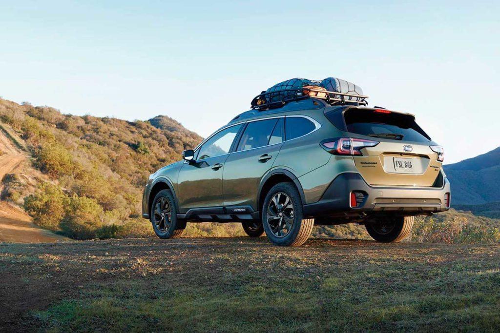 El nuevo SUV Subaru Outback 2020 para familias aventureras