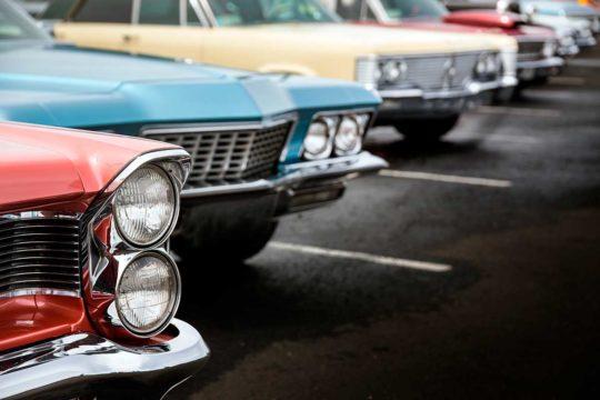 Los futuros coches clásicos más demandados