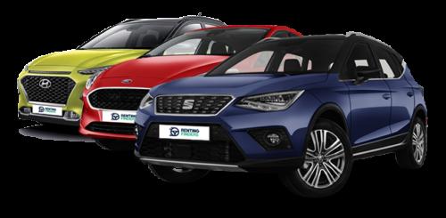 ofertas de coches de renting para particulares