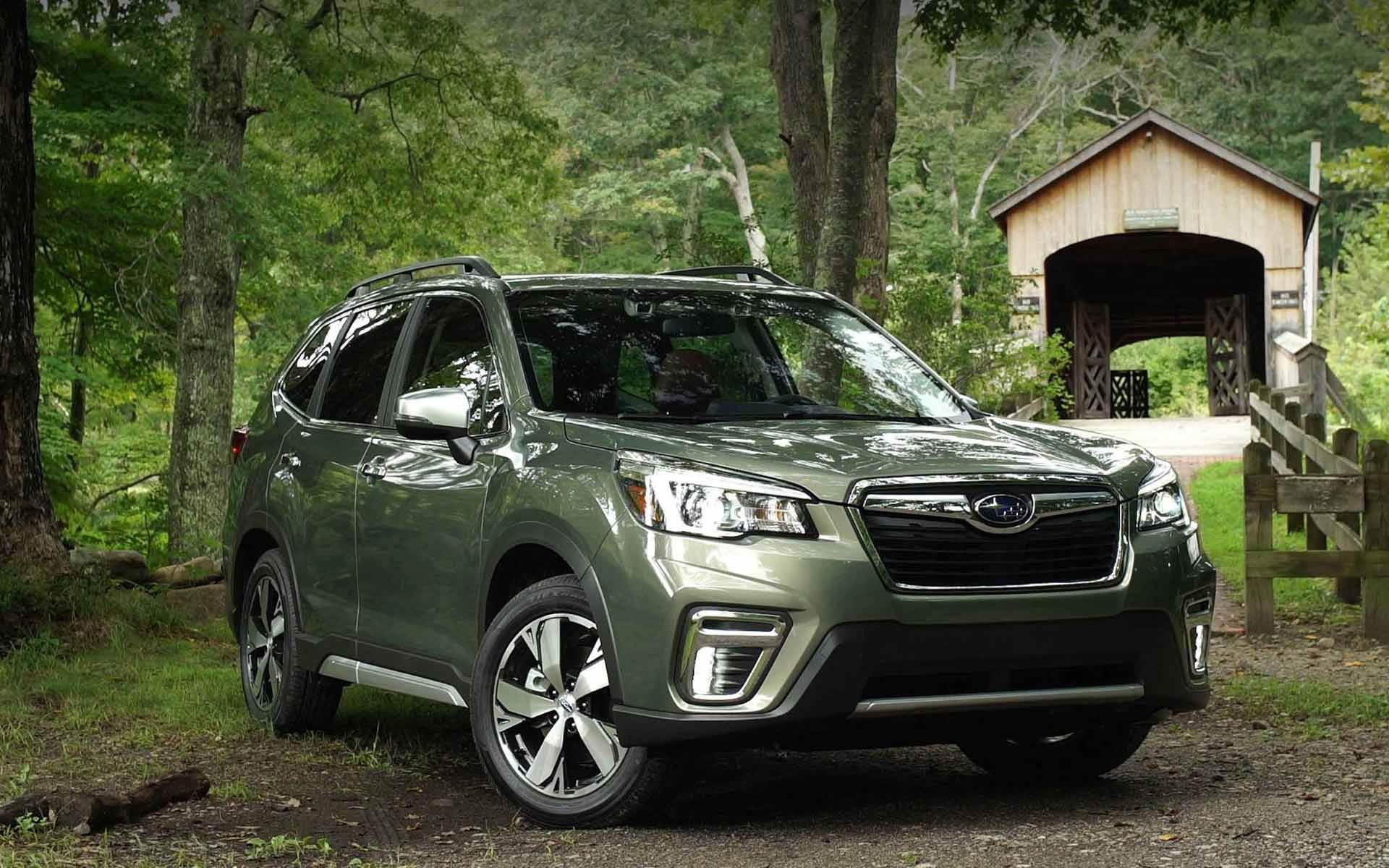 renting Subaru Forester