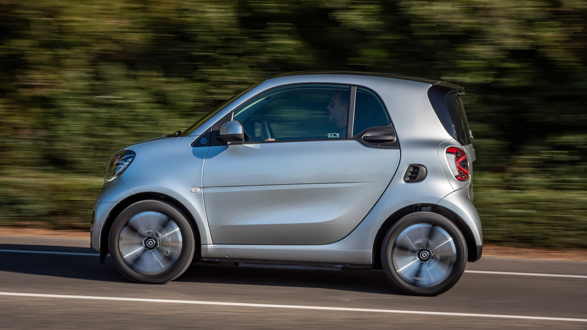 Renting para particulares del coches Smart Fortwo