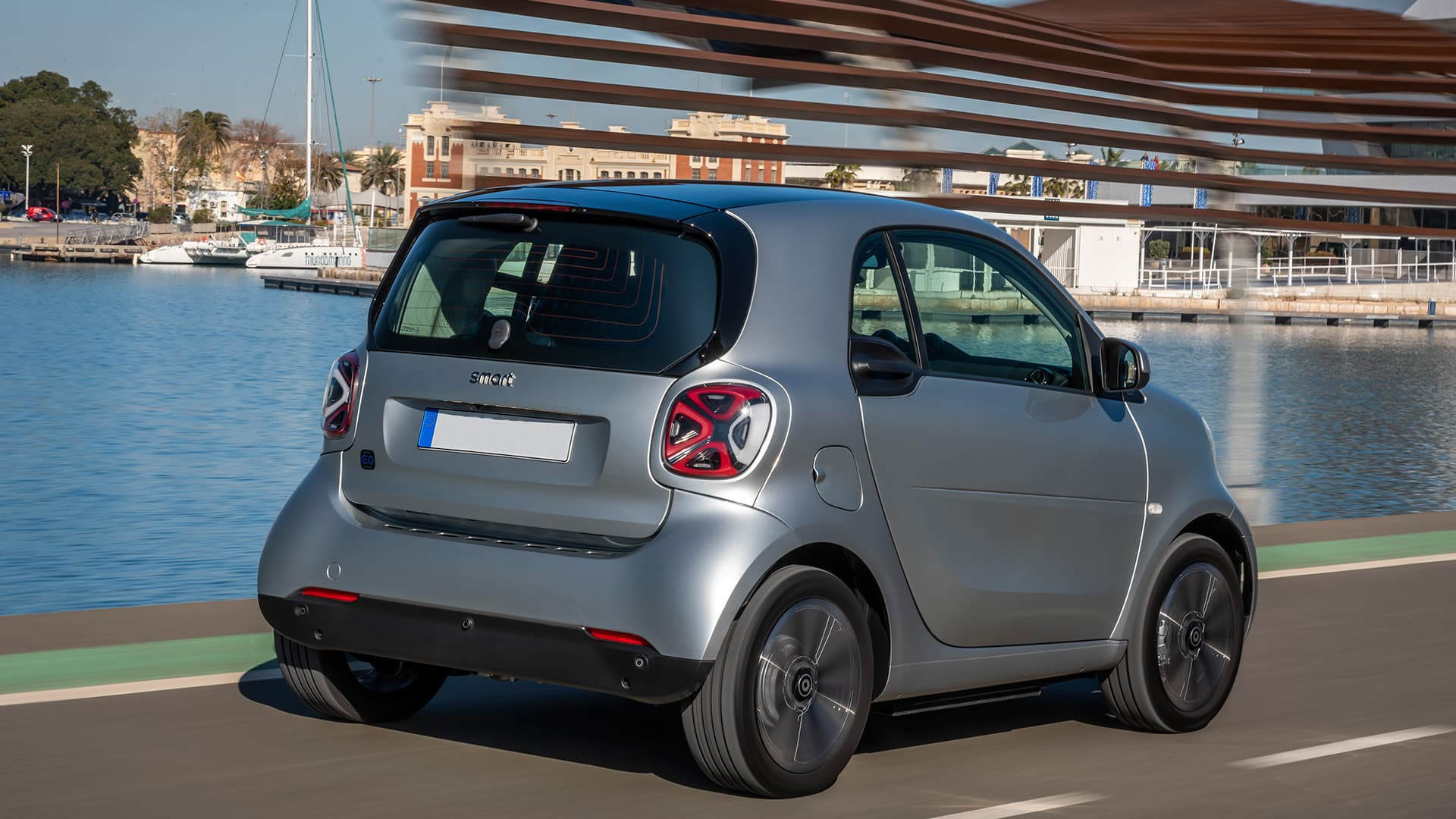 Renting para particulares Smart Fortwo