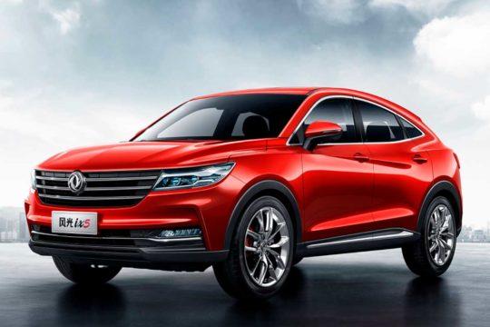 DFSK iX5, el nuevo SUV chino